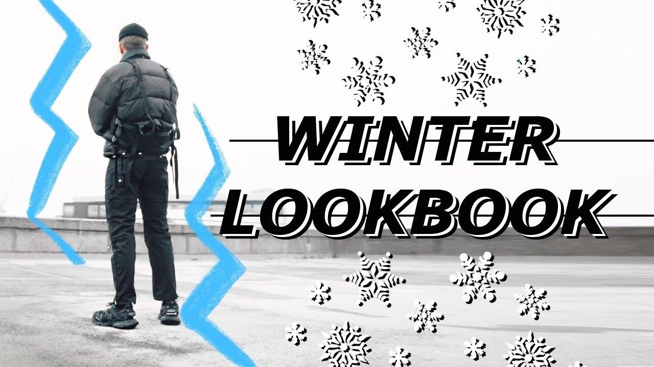 WINTER LOOKBOOK 2