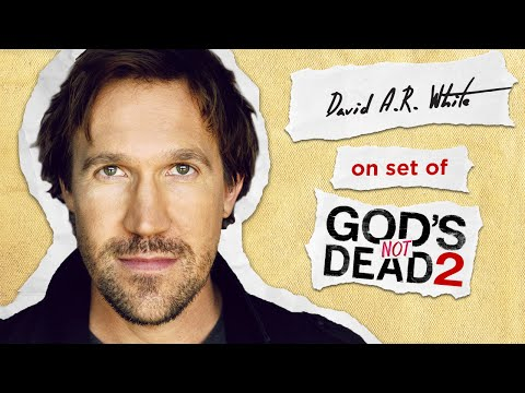 Actors At Work on God's Not Dead 2 + Movie +  Sneak Peak