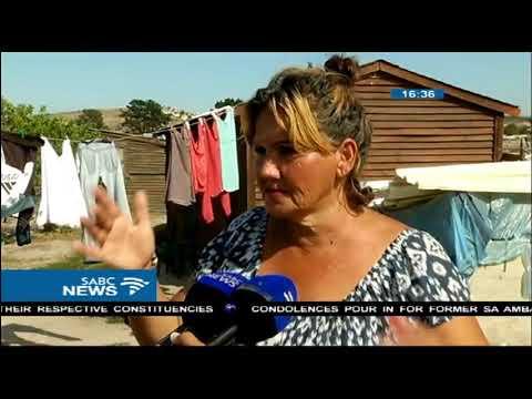 Kraaifontein informal settlement community faces eviction