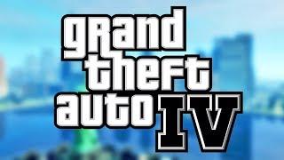 Весь Сюжет Игры GTA 4 за 20 минут!
