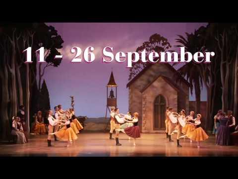 West Australian Ballet presents Coppélia