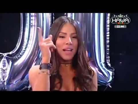 Sandra Afrika - Devojka tvog druga - Novogodisnji program - (TV Nasa 2017)