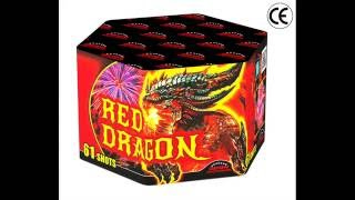 376 RED DRAGON - ORION PIROTEHNIKA