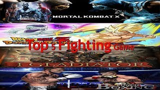 Top 5 Fighting game for andoid & iso all time best
