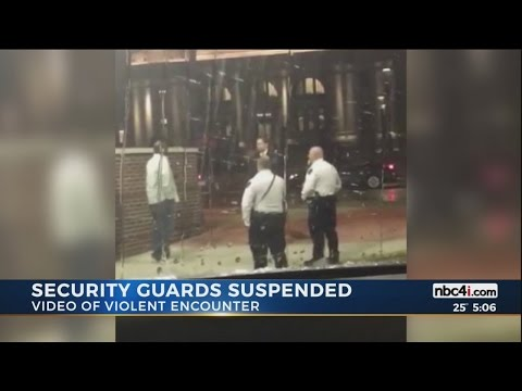 Grant Medical Center suspends security officers after video shows man being detained