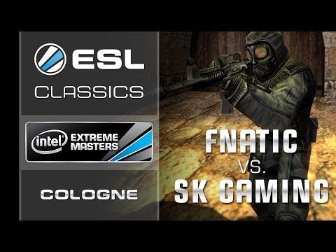 ESL Classics: fnatic vs. SK Gaming - IEM Chengdu 2009 Grand Final - Counter-Strike 1.6