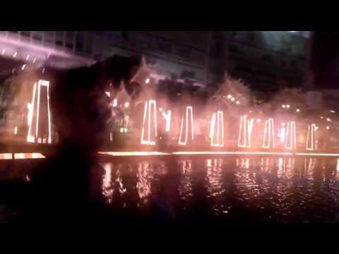 Orion Mall Bangalore Night Life Brigade gateway