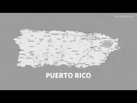 Why is Puerto Rico more than $70 billion in debt?