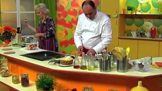 Салат из ананаса и курицы, Сальса из ананаса