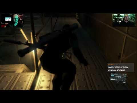 Maraton Metal Gear Solid 5 #4 (feat. Grem)