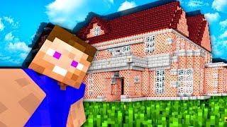 видео майнкрафт красивый дом