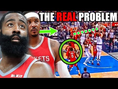 This is Why The Rockets Keep LOSING Without Carmelo Anthony (Ft. Harden, NBA Past Highlights)