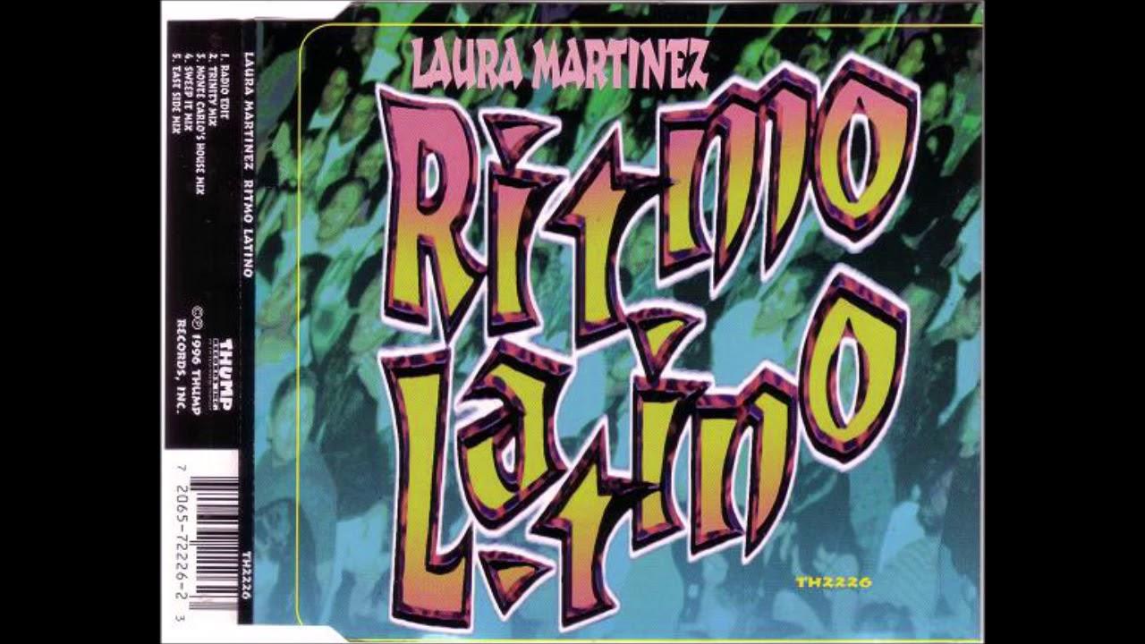 Download Laura Martinez - Ritmo Latino (Radio Mix)