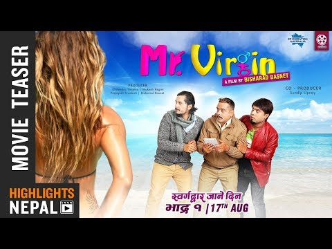 MR. VIRGIN | New Nepali Movie Teaser 2018 | GAURAV PAHARI, BIJAY BARAL, KAMAL MANI NEPAL