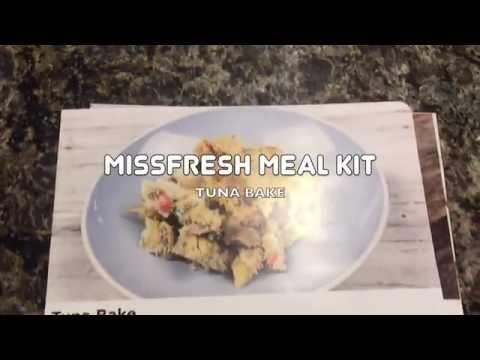 MissFresh - Tuna Bake