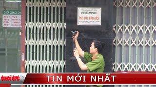 Khen thưởng ban chuyên án khám phá vụ cướp ngân hàng An Bình