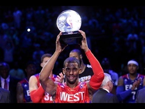 Chris Paul: 2013 NBA All-Star MVP