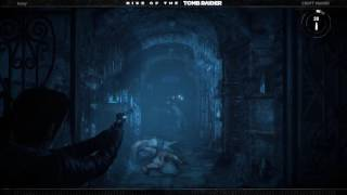 Rise of the Tomb Raider - Croft Manor Lara's nightmare (my nightmare)
