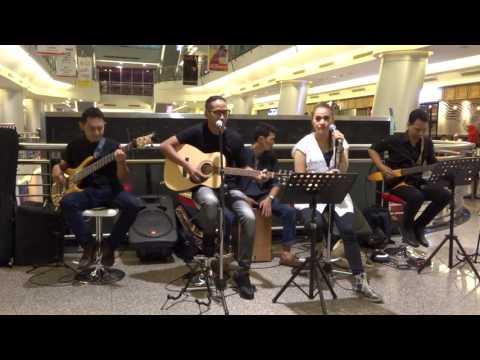 Love will keep us alive - ( cover )Blue shadow kustik jakarta