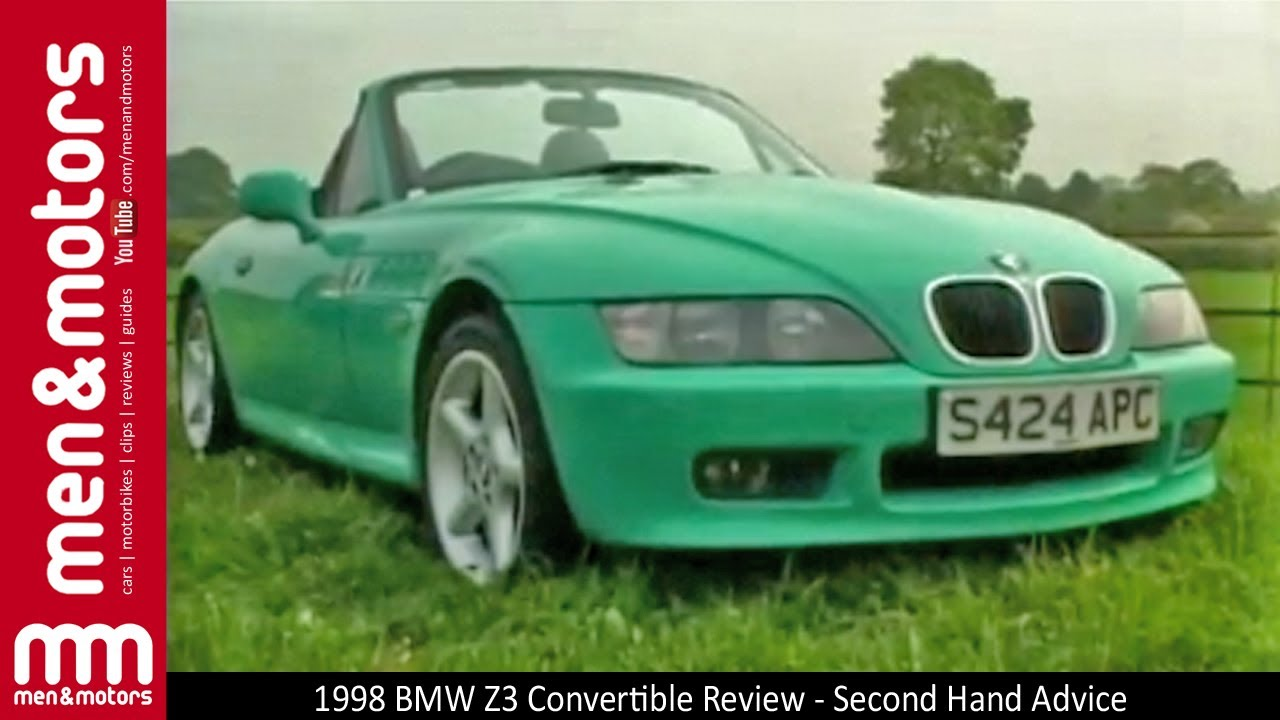 1998 Bmw Z3 Convertible Review Second Hand Advice Youtube