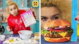Types of People In Kitchen! Life Hacks for the Kitchen