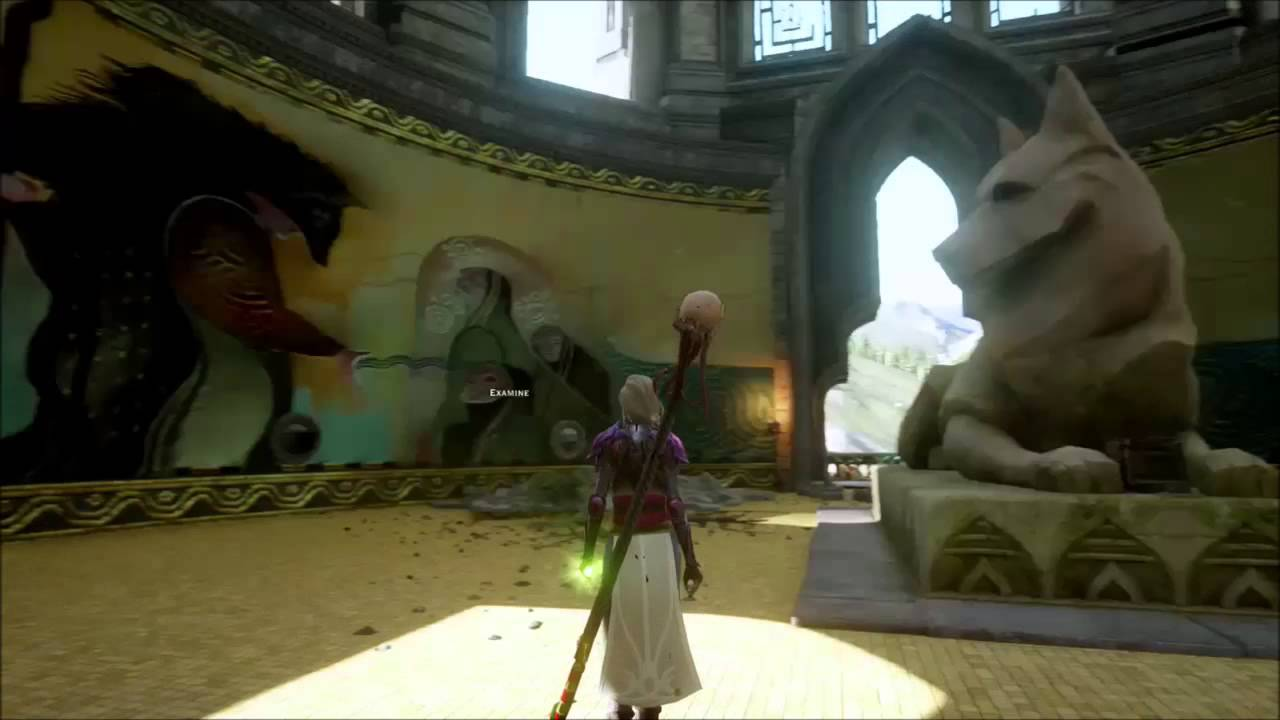 Dragon Age Trespasser Puzzle