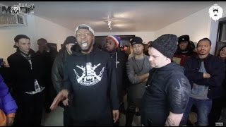 bmny xcel vs coma rap battle