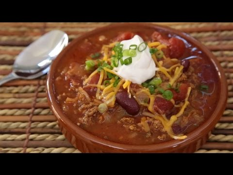 How to Make Chili | Chili Recipes | AllRecipes