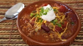 Chili Recipes - How to Make Chili