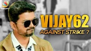 Vijay 62 Shooting Controversy Explained   Producer SS Durairaj Interview   Film Industry Strike