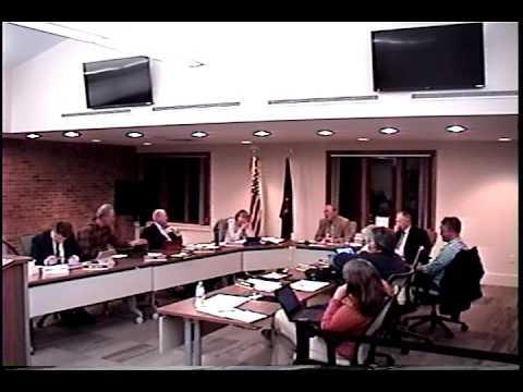 Park Township MI Board Meeting Nov 10 2016