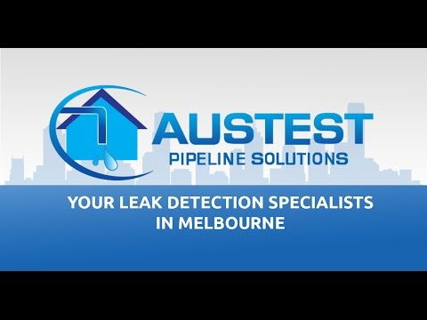 AusTest Pipeline Solutions: Melbourne's Top Leak Detection Specialists