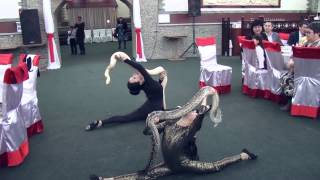 Танец со Змеей Астана Динара- Айзада