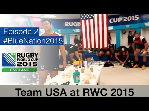 Team USA at Rugby World Cup - Episode 2 - SAMOA