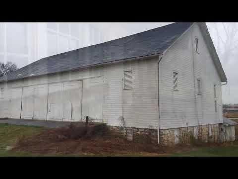 Englewood Barn project in Hershey