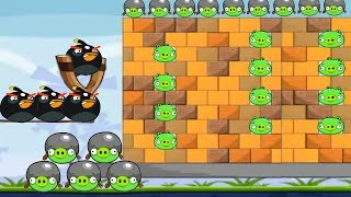 Angry Birds Bomb Episode #1 Levels 1- 20 #angrybirds #Rovio #Birds #Android #Game #Funny #PutoNilton