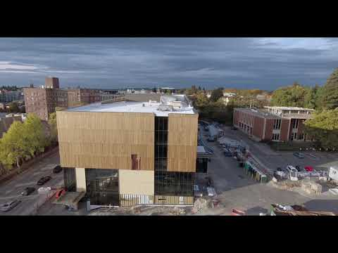 New Burke by Drone - October 2017
