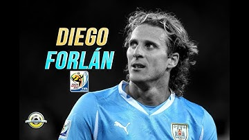 Diego Forlán ● FIFA World Cup 2010 Golden Ball Winner ● HD