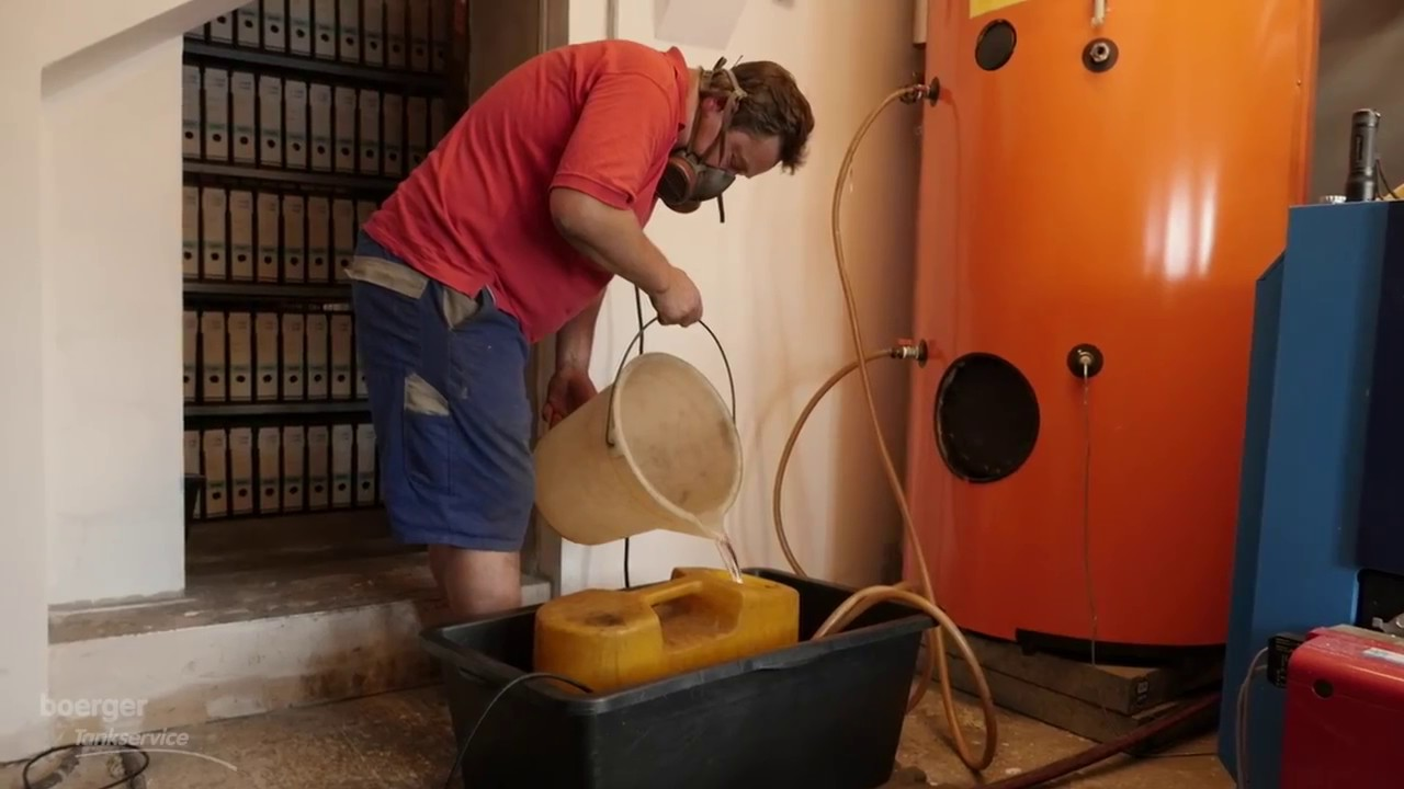 Boerger Video Entkalkung Eines Warmwasser Boilers Youtube