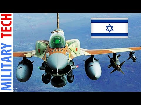 Israeli Air Force in Action 2017-2020