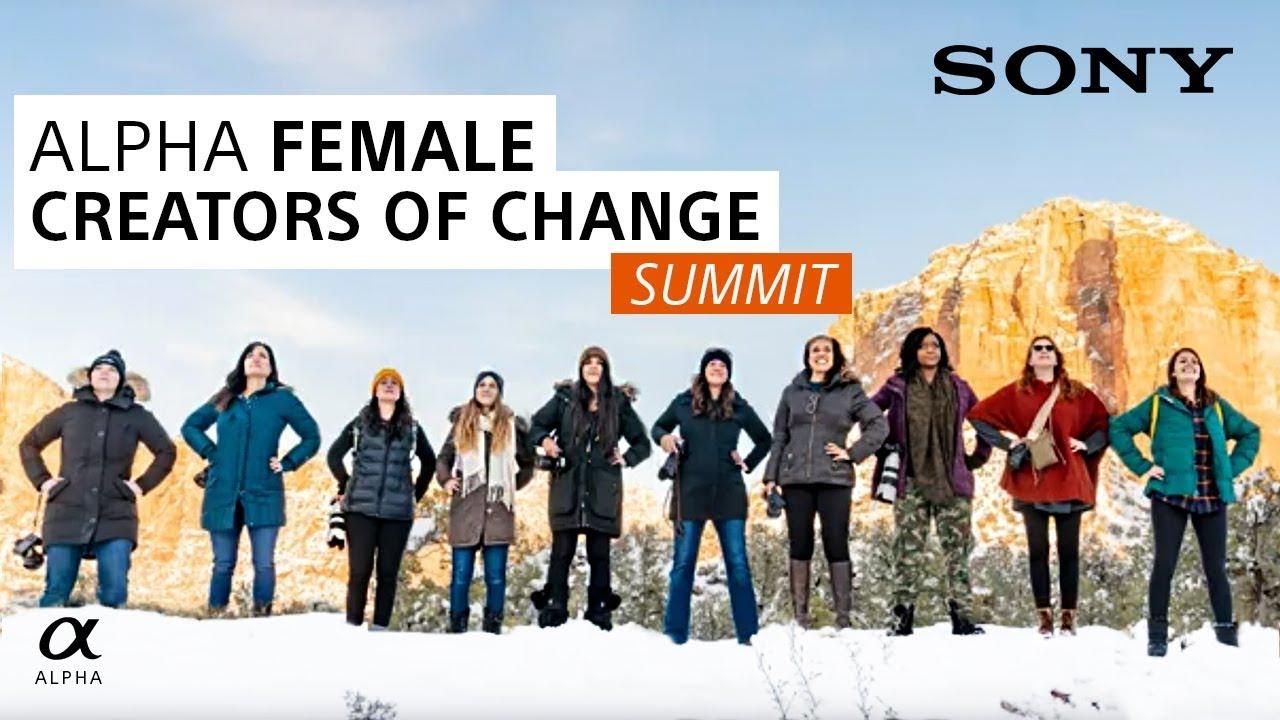 Alpha Female | Creators Of Change