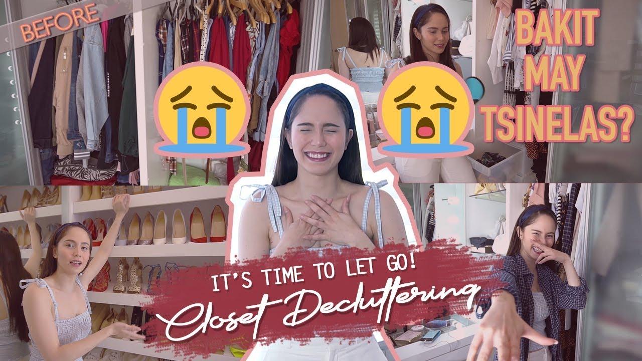#SenoritaJessyIsInLove With Change & Beginnings: Closet Raid & Decluttering