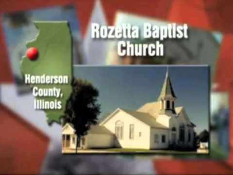 US Farm Report Salutes Rozetta Baptist Church