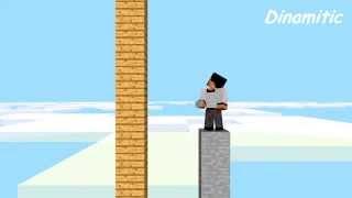 Ярик Лапа и Аид. Путешествие к звездам (Minecraft Мультики)