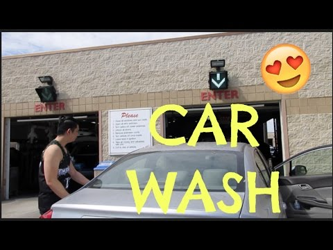 Car wash at chamois st james youtube car wash at chamois st james solutioingenieria Choice Image