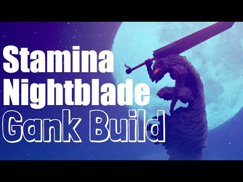 Stamina Nightblade PVP Build - Ultimate 2h GANK Build! - ESO Murkmire
