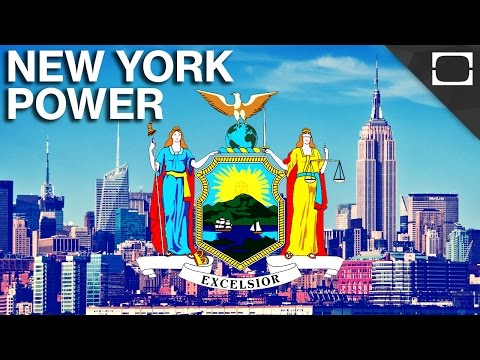 How Powerful Is New York?