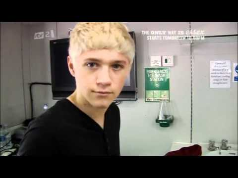 One Direction - Backstage Footage - X Factor - Week 1