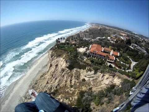 Paragliding - TorreyPines, San Diego