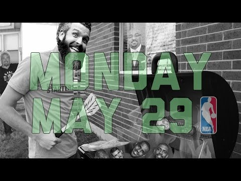 NBA Daily Show: May 29 - The Starters